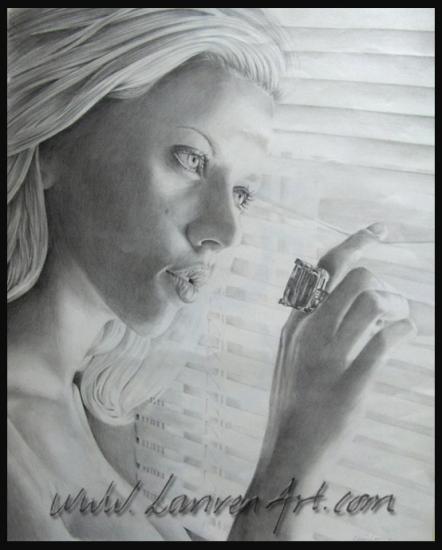 Scarlett Johansson by Enola